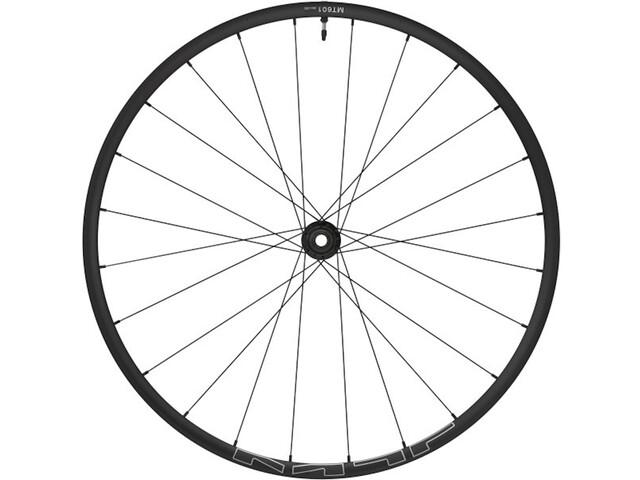 "Shimano WH-MT601 Front Wheel 29"" CL-Disc E-Thru 15mm 110mm, black"